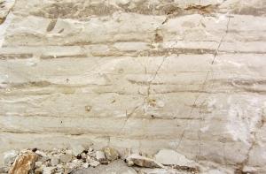 Benkovački kamen u ležištu
